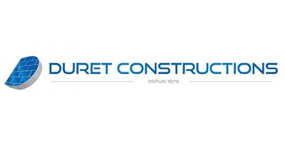 DURET CONSTRUCTIONS SARL – Adhérent Géode