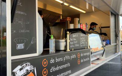 Nouveau Food Truck pour déjeuner !