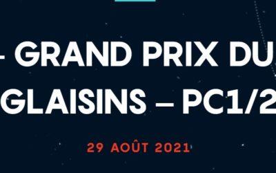 1er Grand Prix des Cyclistes du Parc des Glaisins