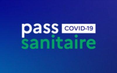 Pass Sanitaire pour les activités sportives